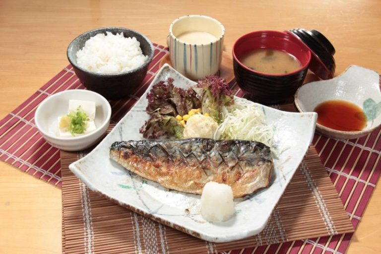 What's in a typical Japanese breakfast