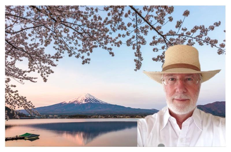 Kenbo and Mt. Fuji
